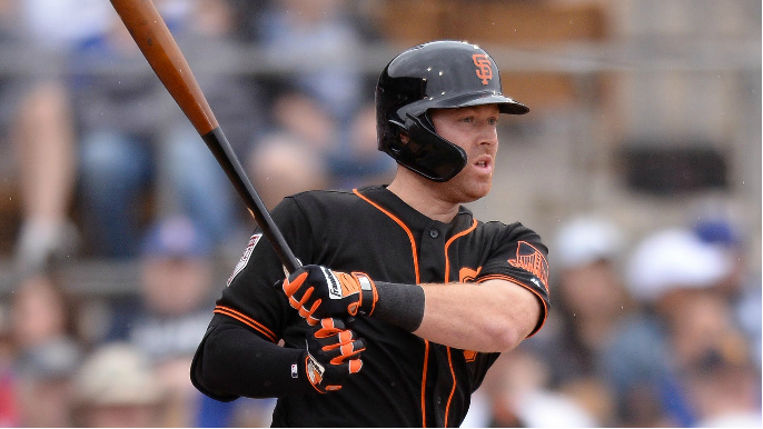 Giants reward two more thrilled Triple-A standouts with call-ups