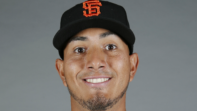 There were so many tears when Giants reliever finally got the call-up