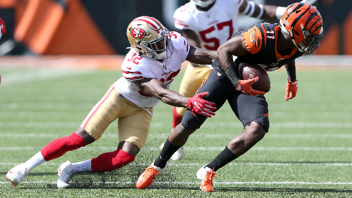 49ers Week 2 snap count takeaways: Trio of players get their first defensive reps