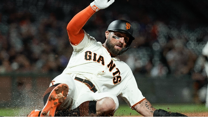 Kevin Pillar opens up about wanting to stay with Giants