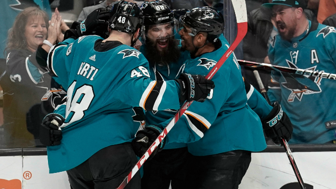 Fishtank Podcast: What to watch for as Sharks training camp commences