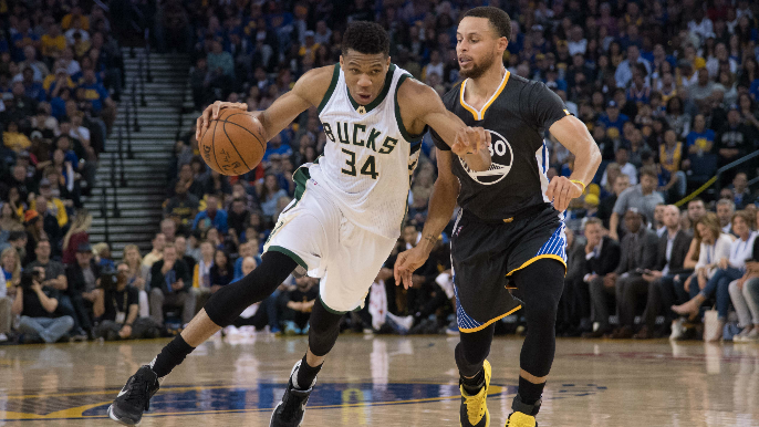 Shelburne: 'Warriors have always been the big threat' to sign Giannis in 2021 [report]