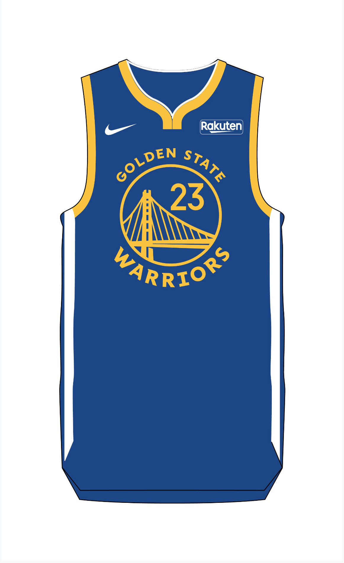 new arrival 86482 b3c25 Warriors unveil six jersey designs ahead of 2019-20 NBA ...