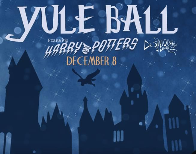 Yule Ball Featuring Harry & The Potters, Desmond Jones