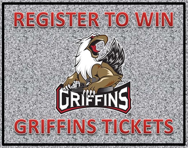 Register to Win Grand Rapids Griffins Tickets!