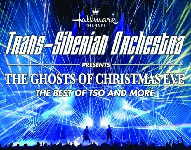 Trans-Siberian Orchestra: Ghosts of Christmas Eve 2018