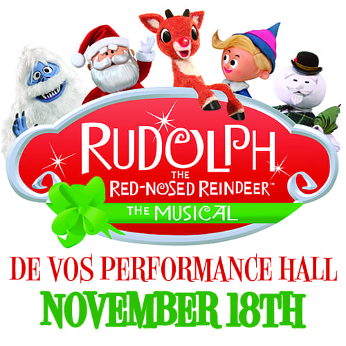 Win Tickets to Rudolph The Red-Nosed Reindeer: The Musical