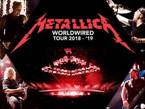 Metallica at the Van Andel Arena in 2019