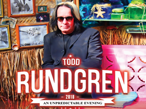 Todd Rundgren at Silver Creek Event Center at Four Winds Casino New Buffalo