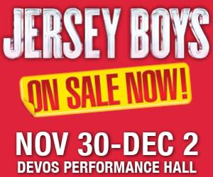 Win Tickets to Jersey Boys, Courtesy of Broadway Grand Rapids!