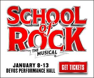 Win tickets to see School of Rock!