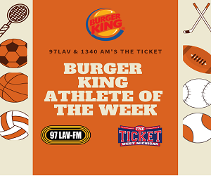 Burger King Athlete of the Week