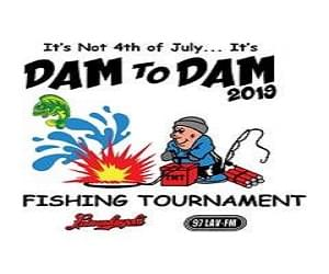 The 13th Annual LAV/Leinenkugel DAM to DAM Ice Fishing Tournament