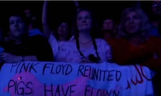 Could we see a Pink Floyd reunion?