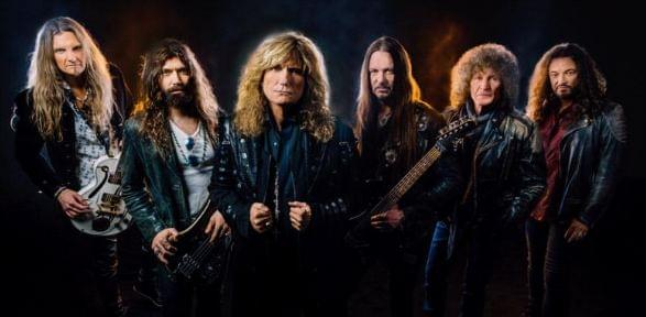Whitesnake to release first album since 2011