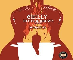 Chilly, Blues & Brews at The B.O.B.