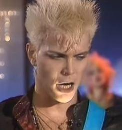 Billy Idol almost ruined his eyes making 'Eyes Without a Face'