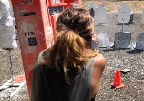 """Halle Berry Training For """"John Wick: Chapter 3 – Parabellum"""""""