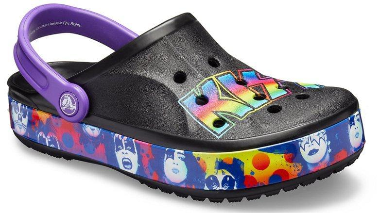 KISS Crocs Are Now Available