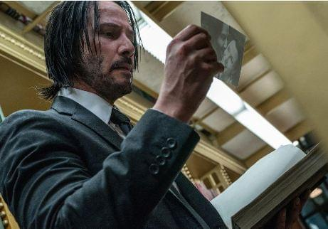 """John Wick 3"" Is Now Tops at the Box Office"