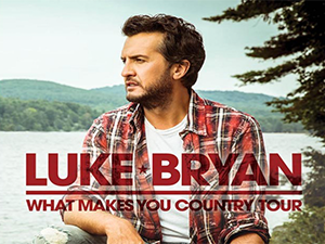 Luke Bryan Brings the What Makes You Country XL Stadium Sized Tour to MICHIGAN!