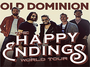 Old Dominion coming to Grand Rapids!
