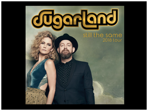 Get Sugarland Tickets for Father's Day!