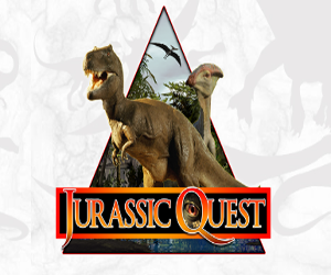 Register to Win a Four-Pack of Tickets to Jurassic Quest