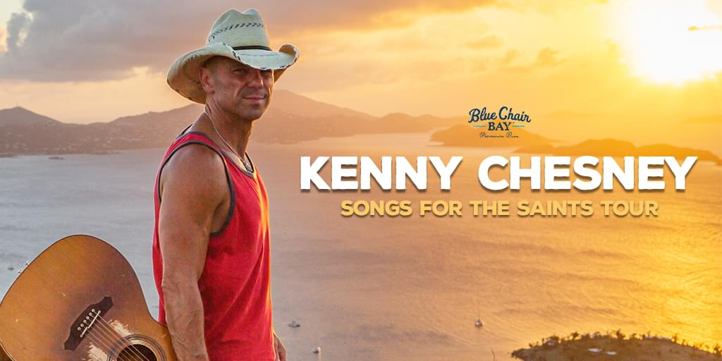 Kenny Chesney Coming to the Van Andel in 2019