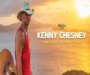 Win Kenny Chesney Tickets with Thunder!