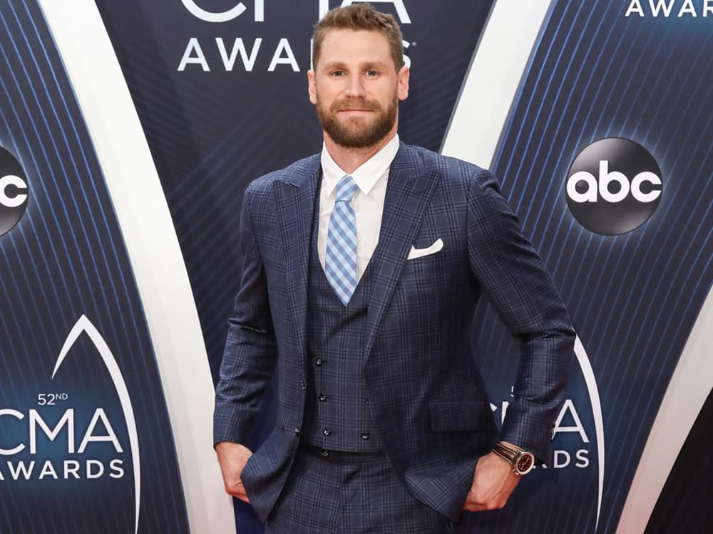 """Chase Rice Announces 34-Date Headlining """"AM/PM Tour"""""""