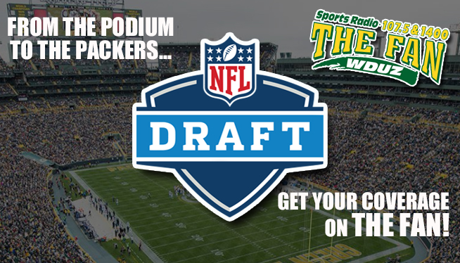 Nobody Covers the Draft Like The Fan!