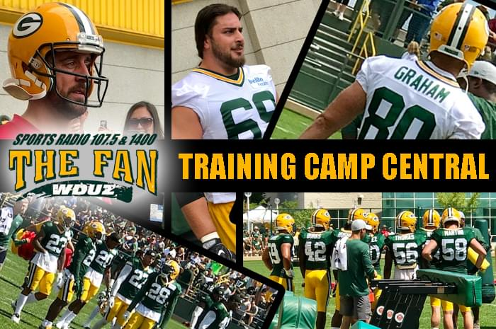 The Fan's Training Camp Central