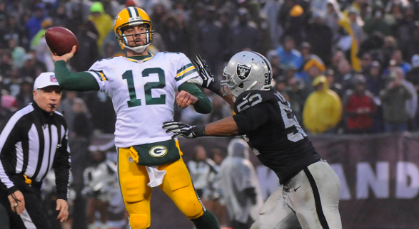 Should the Packers pursue Khalil Mack?