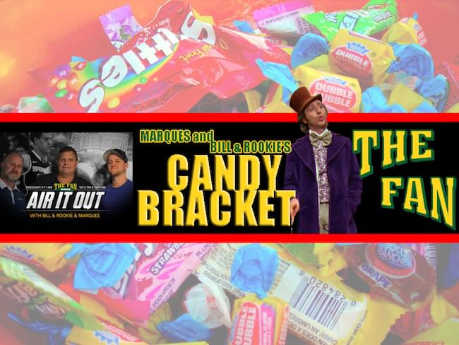 "2019 Air it Out ""Candy Bracket"""