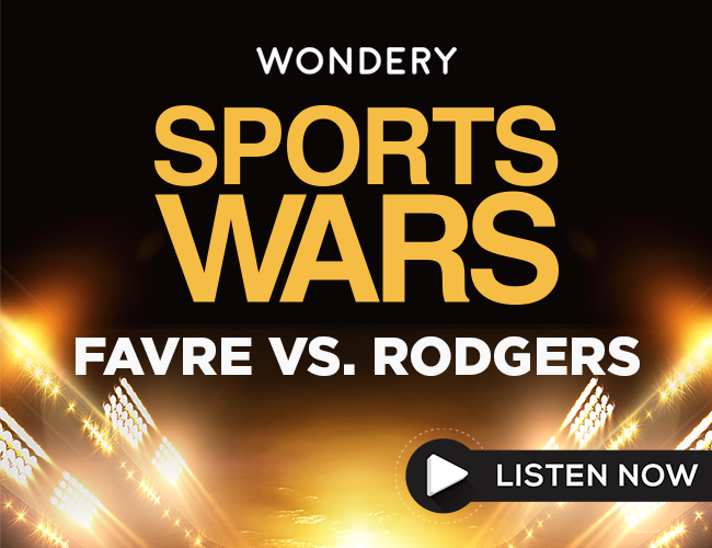 Sports Wars: Favre vs. Rodgers on The Fan!