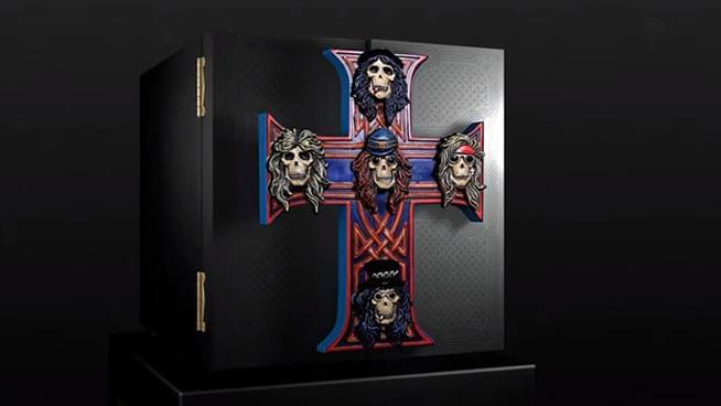 Expansive Appetite for Destruction Box Set Unveiled