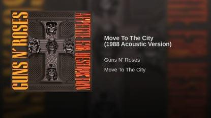 GUNS N' ROSES: Another Box Set Track