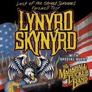 Win Tickets to see Lynyrd Skynyrd at the Resch