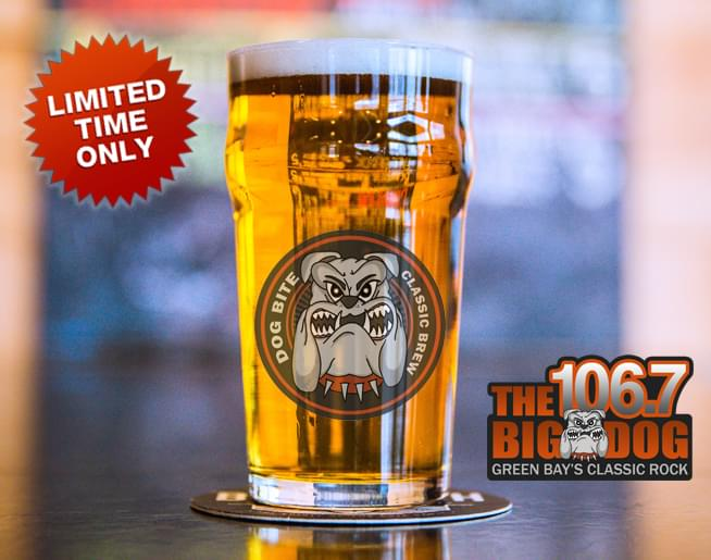 The Dog Bite Classic Brew is Here