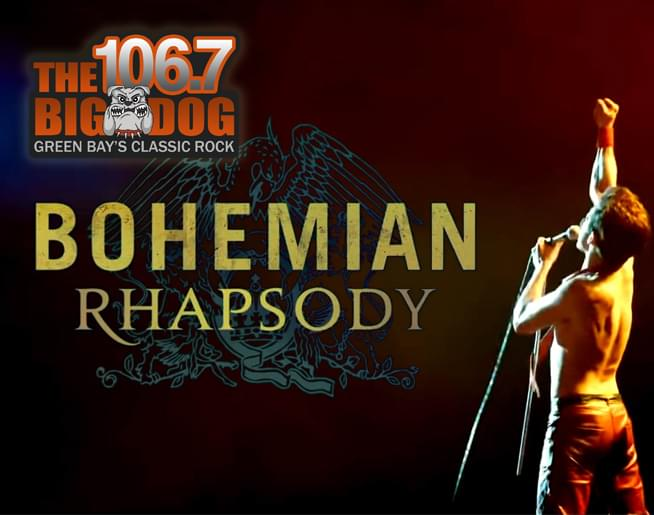Win Tickets to the Bohemian Rhapsody Movie Premiere with Jim's Music