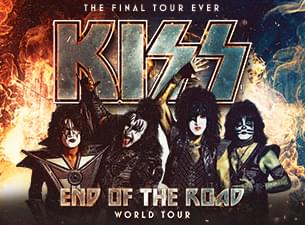 Kiss – End of the Road World Tour in Milwaukee