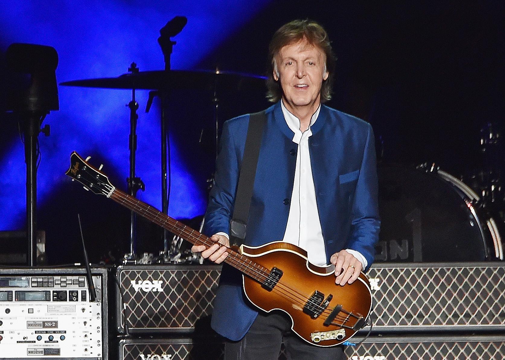 AOTM: Paul McCartney Rocks Out with Dr. Pepper's Jaded Hearts Club Band