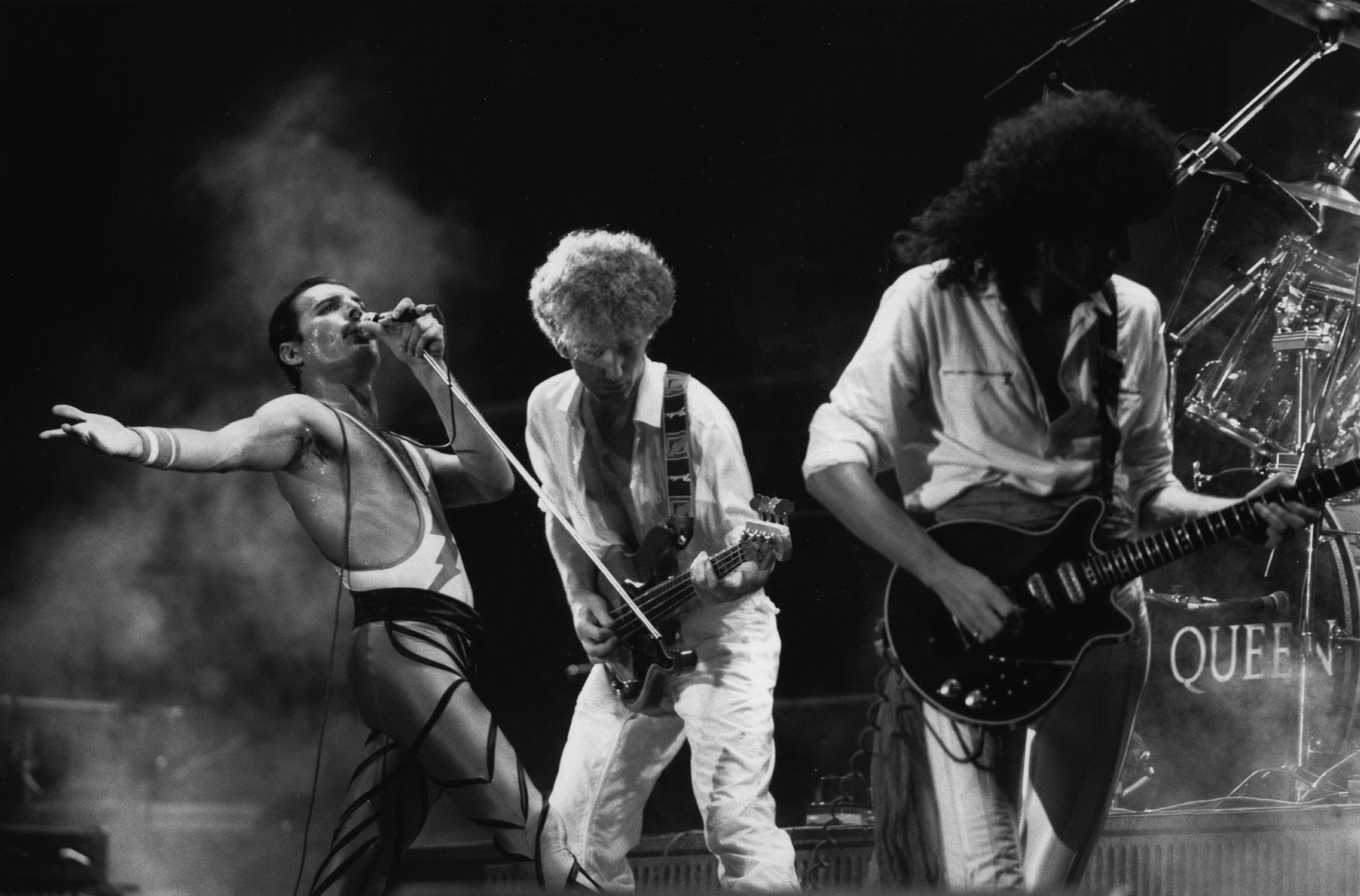 AOTM: Queen Releasing a Set of 25 Albums — in Italy