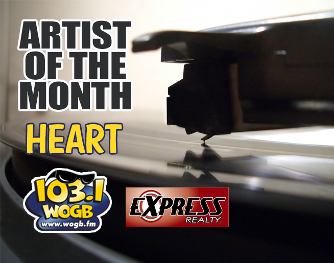 February, The Month for Love….The Month for HEART on WOGB!