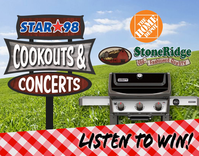Friday Night Cookouts and Concerts Could be in your Backyard!