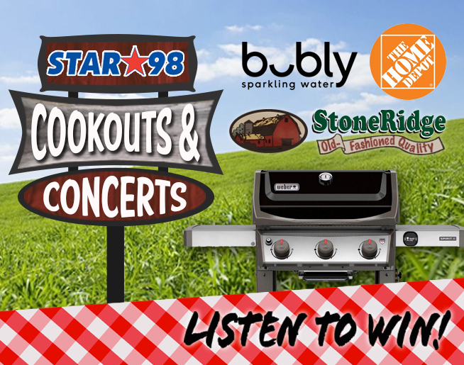 Cookouts and Concerts Part 2 Winner is Tim Long!!