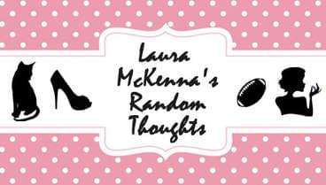 Laura McKenna's Random Thoughts:  Took A Wrong Turn And Ended Up With A Baby