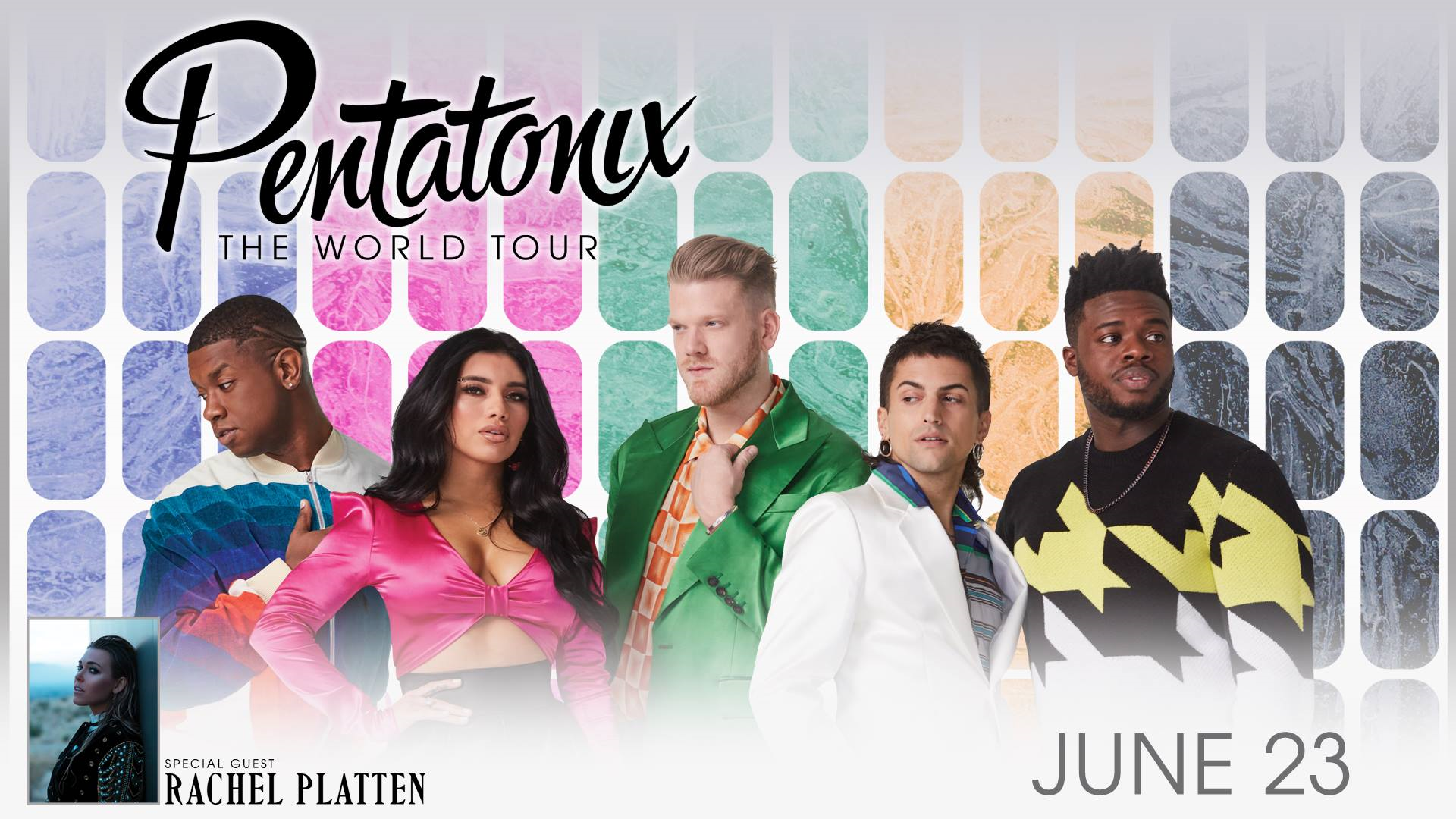 Pentatonix Live at the Resch June 23rd