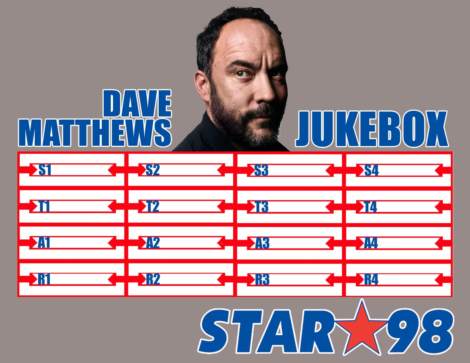 Win tickets to Dave Matthews Band!